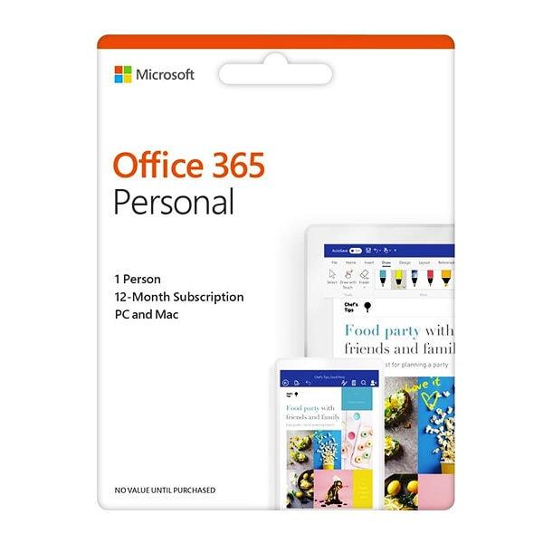 MICROSOFT OFFICE 365 Personal [SKU-QQ2-00807]