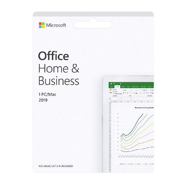 MICROSOFT OFFICE Home & Business 2019 (FPP) [SKU-T5D-03249]