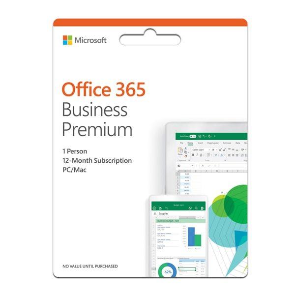 MICROSOFT OFFICE 365 Business Premium [SKU-KLQ-00429]
